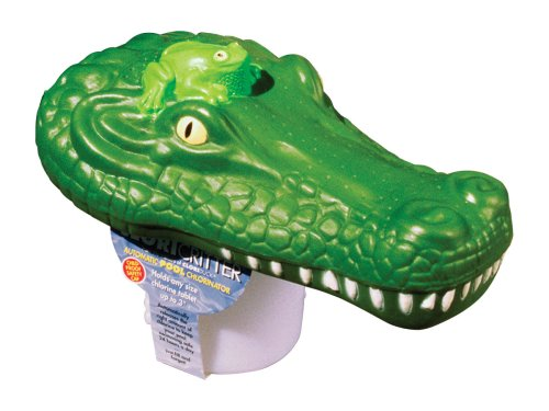 poolmaster-32132-chlori-critter-alligator-chlorine-dispenser