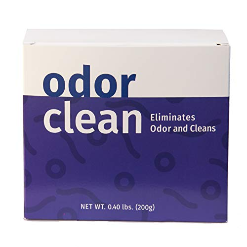 OdorClean - Washing Machine Cleaner - Eliminates Odor and Residue (Pack of 10) Clean Washer & Clothing at the same time. -