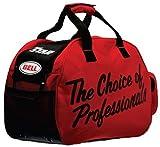 Bell Sports Helmet Red Zip Bag
