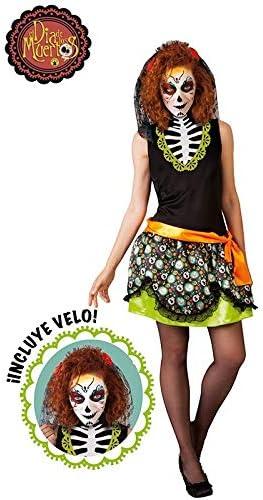 DISBACANAL Disfraz de Katrina para Mujer - -, M: Amazon.es ...