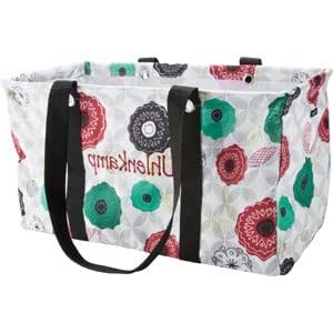 Thirty-One Large Utility Tote in Organic Poppy