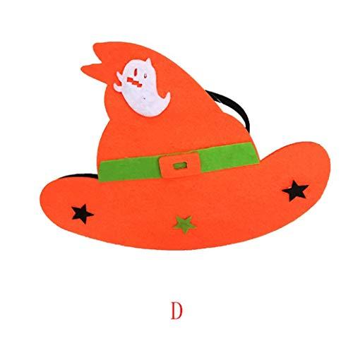Wenjuan Halloween Mischief Decoration Headband Children's Party Dress