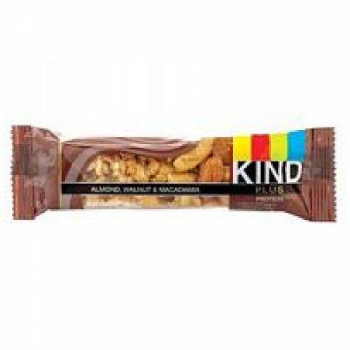 KIND FRUIT & NUT BARS BAR,ALMND,WLNT & MACADMIA, 1.4 OZ