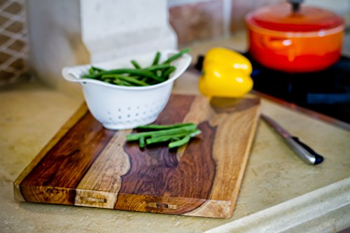 Buy Architec Gripperwood Gourmet Sheesham Cutting Board 10 By 15 Inch Online At Low Prices In India Amazon In