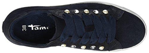 Sneakers Tamaris Femme Comb Basses 23690 navy Bleu 5nxq67fn4