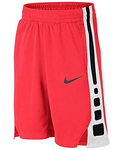 Nike Elite Pantalones Cortos de Baloncesto para niños - Naranja ...