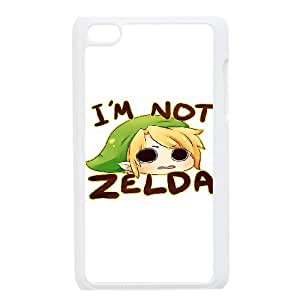 The Legend of Zelda for Ipod Touch 4 Phone Case Cover Z6684