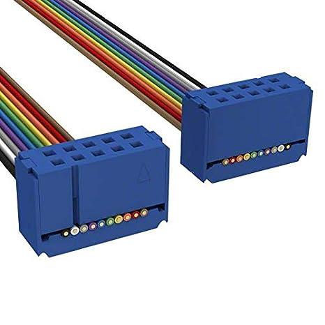 C3AAS-1036M IDC CABLE CSC10S//AE10M//CSC10S Pack of 10