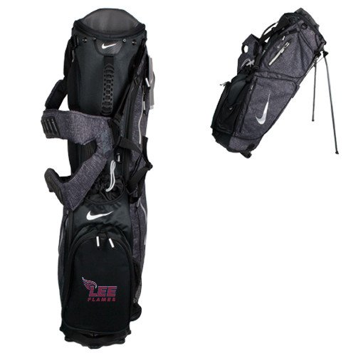 Lee University Callaway Hyper Lite 5 Black Stand Bag 'Official Logo' by CollegeFanGear