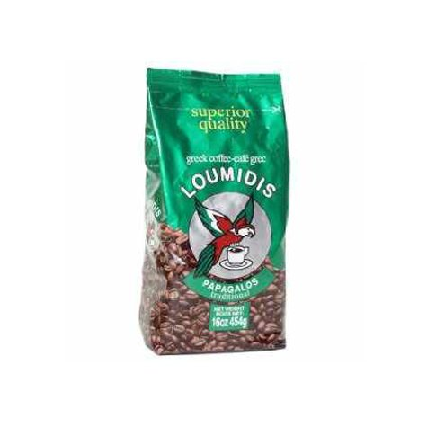 Greek Ground Coffee (loumidis) CASE (12x16oz) by Loumidis