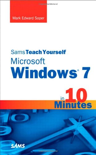[PDF] Sams Teach Yourself Microsoft Windows 7 in 10 Minutes Free Download | Publisher : Sams | Category : Computers & Internet | ISBN 10 : 0672333287 | ISBN 13 : 9780672333286