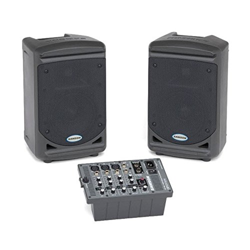 Samson Floor Speakers - 3