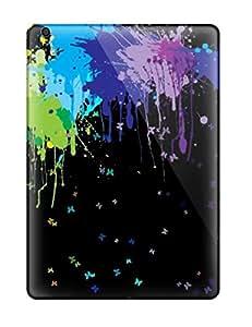 High Grade KPM - FRANCISCO SUQUILANDA Flexible Tpu Case For Ipad Air - Beautiful Colorful Abstract