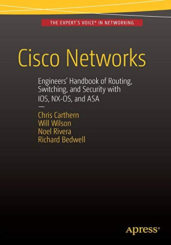 Network Cisco Troubleshooting (Cisco Networks: Engineers' Handbook of Routing, Switching, and Security with IOS, NX-OS, and ASA)