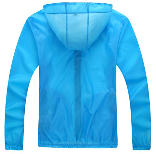 Sawadikaa Women's Super Lightweight Running Jacket Quick Dry Skin Windbreaker Sun Protect Coat
