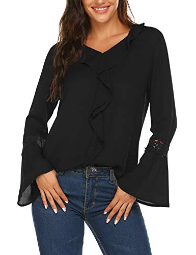 Victorian Sleeve Casual Tunic Top