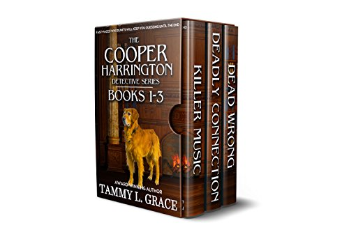 The Cooper Harrington Detective Series Books 1-3 by [Grace, Tammy L.]