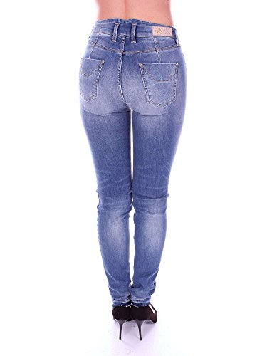 Denim Bleu PA46XT15272DENIM Jeans Femme Jeckerson ZwUptYqn6