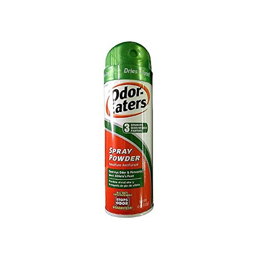 Price comparison product image Odor-Eaters Foot Spray Powder 4 Oz