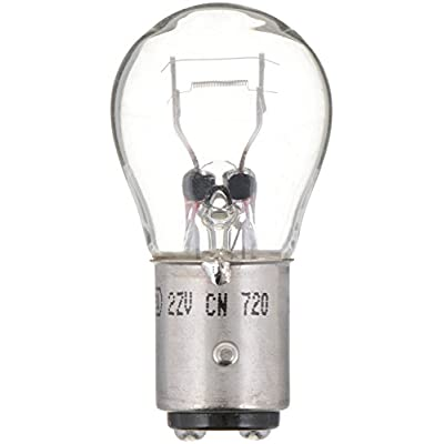 Bosch P215W Long Life Upgrade Minature Bulb, Pack of 2: Automotive