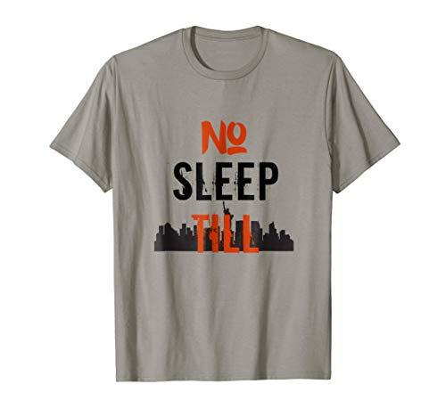 No Sleep Till, New York, Skyline, Brooklyn
