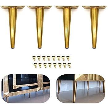 Amazon Com 7 Inch 17 5cm Furniture Legs La Vane Set Of
