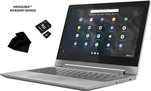 Lenovo Chromebook Flex 3 2 in 1, 11.6″ HD (1366 x 768) Touch Screen, MT8173C, 4GB LPDDR3, 32GB eMMC, PowerVR GX6250, Chrome OS, 82HG0000US, Grey,…