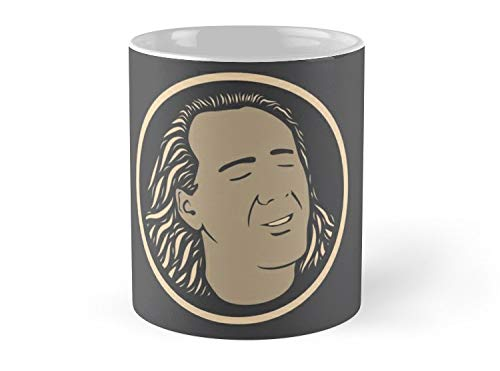 Army Mug Con Air Nic Cage - 11oz Mug - Features wraparound prints - Dishwasher safe - Made from Ceramic - Best gift for family friends -