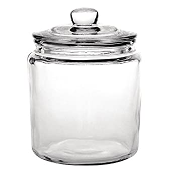 Olympia GM581 Biscotti Jar mit Deckel, 6,35 L