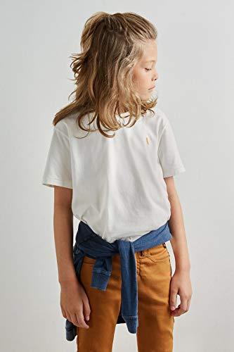 Camiseta Mini Sm Malha Organica