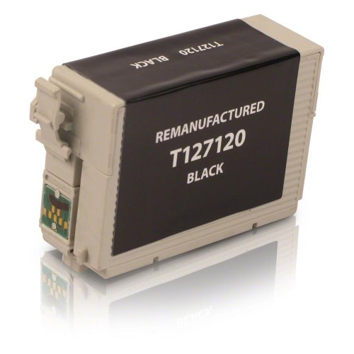 12 Pack Remanufactured Inkjet Cartridges for Epson T127 #127 T127120 T127220 T127320 T127420 Compatible With Epson Stylus NX530, Stylus NX625, WF-7010, WF-7510, WF-7520, WorkForce 545, WorkForce 60, WorkForce 630, WorkForce 633, WorkForce 635, Workforce 6 Photo #5