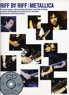 Riff By Riff – Arreglados para guitarra – con Tabulador – con CD ...
