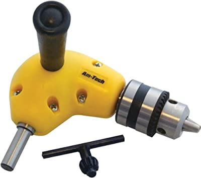 Amtech 90 Degree Right Angle Drill Attachment
