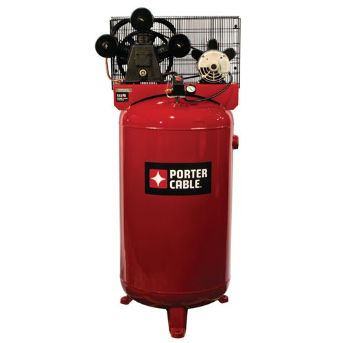 Porter Cable PXCMLA4708065 80-Gallon Single Stage Stationary Air Compressor