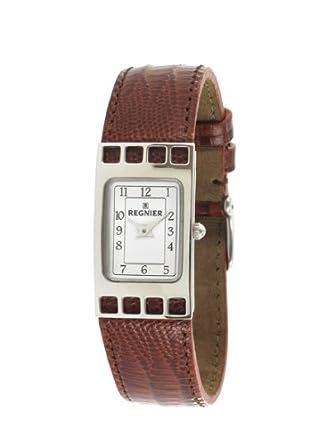 Regnier Damen-Armbanduhr Cadrage Analog Quarz 2070242
