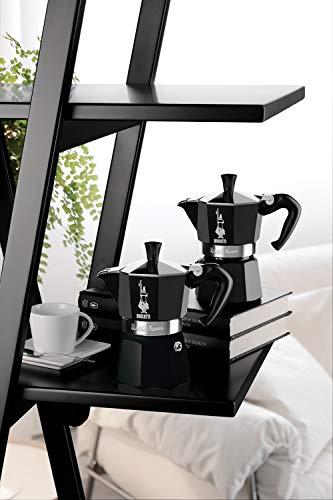 Bialetti 4952 Moka Express Espresso Maker, Black