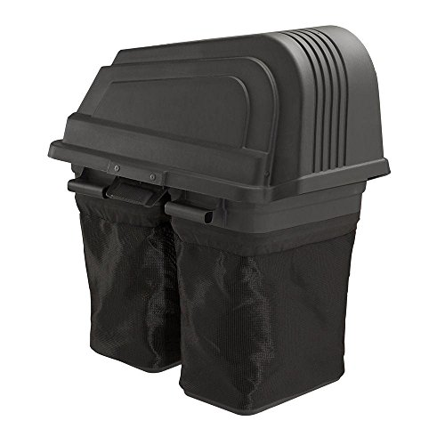 Outdoor Factory Parts 30 in. Bagger 2-Bin Soft Bagger for Ariens Rear Engine Rider 2 Bin Soft Bagger