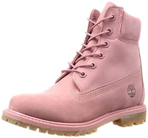 6in Nubuck W Boot 10361 FTB Dusty Damen Rose Mono Timberland Stiefel Premium 56vB6q