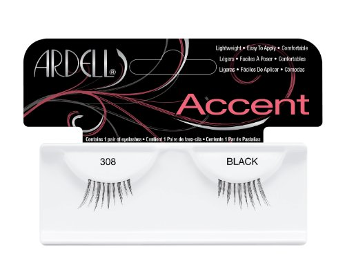 Ardell Lash, Accent Pair No. 308 (Pack Of 4)