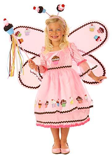 Princess Paradise Baby's Cupcake Fairy Costume, Small