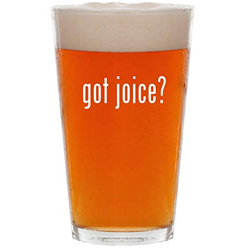 (got joice? - 16oz All Purpose Pint Beer Glass)