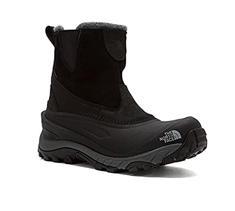 The North Face Chilkat II Pull-On Boot Men's TNF Black/TNF Black 8.5