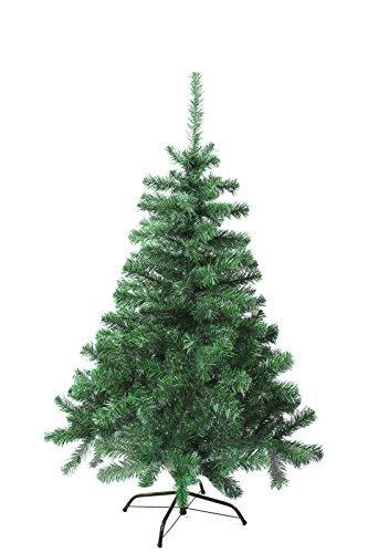 Weihnachtsbaum Kunstbaum künstlicher Baum Tannenbaum 120 cm hoch 360 Spitzen