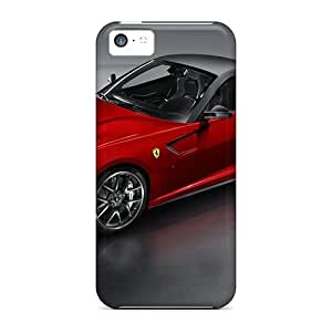 Ideal WonderwallOasis Case Cover For Iphone 5c(2011 Ferrari 599 Gto), Protective Stylish Case