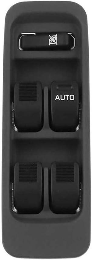 BIlinli Elektroauto-Fensterheber-Hauptschalter f/ür Toyota Avanza Cami Duet Daihatsu Sirion Serion 84820-97201 84820-B5010