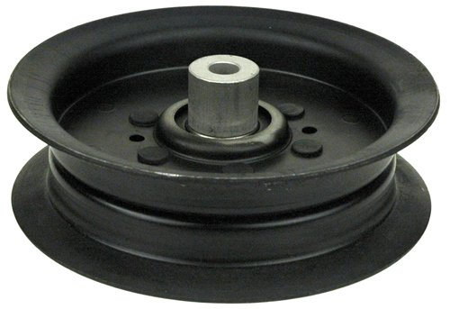 Rotary Replacement Pulley For Craftsman, Poulan, Husqvarna, 197379 or 196106 Flat Idler (Replacement Pulley)