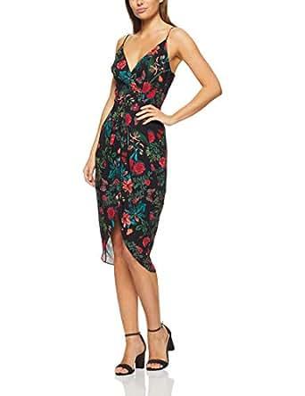 Cooper St Women's Flamenco Drape Dress Flamenco Drape Dress, Print, 12