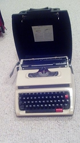 (Vintage Sears Manual 1 Portable Manual Typewriter With Case)