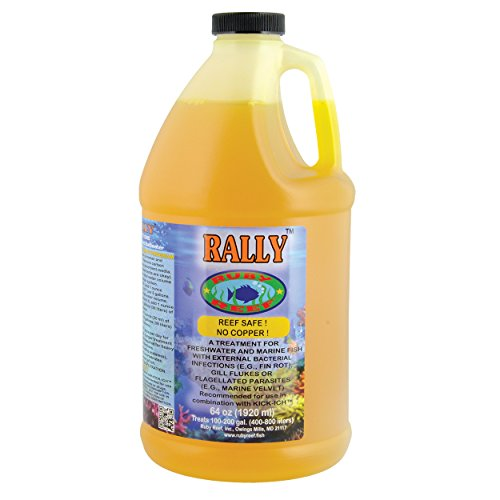 Ruby Reef 74333 Hydroplex Nutritional Supplements, 64 oz