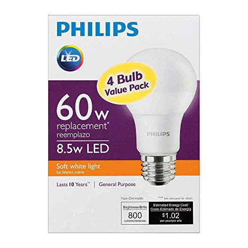 60 Watt Led Light Bulb in US - 4